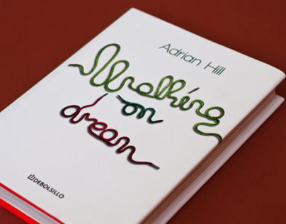 Walking On Dream | Typography-Lettering