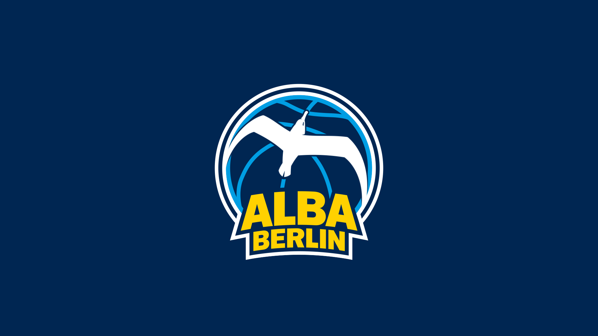 ALBA Berlin - Logoanimation