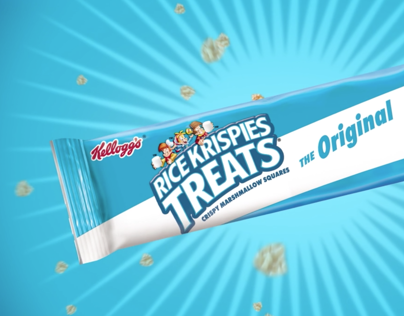 Rice Krispies Treats Promo