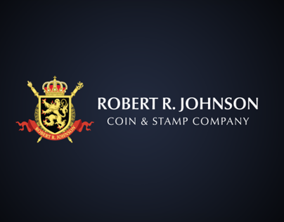 Robert R. Johnson Brand Mark and Website