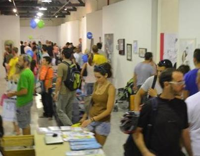 BIKEART.GR EXHIBITION VOL.2, ATHENS