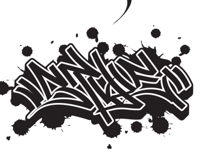 Calligraphy \ graffiti