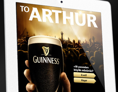 Guinness Arthurs Day, iPad quiz