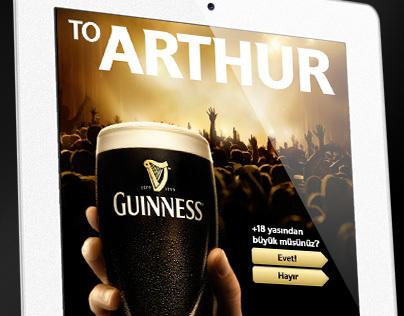 Guinness Arthur's Day, iPad quiz