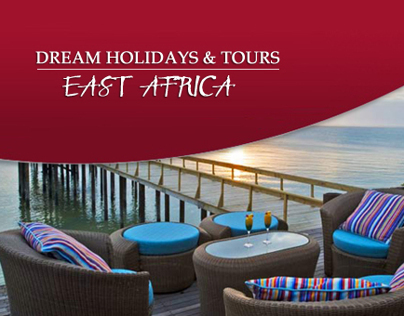 Website - Dream Holidays ~ East Africa