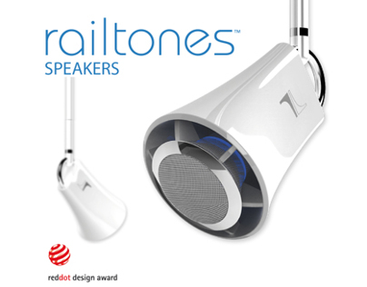 Railtones Speakers