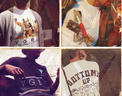 VGB Clothing Art Direction and Branding