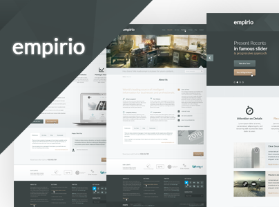 empirio Corporate Template