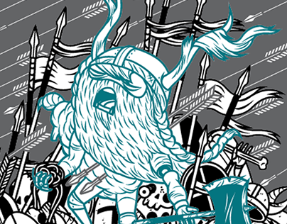 The Last Viking Standing | ELCAF 2014