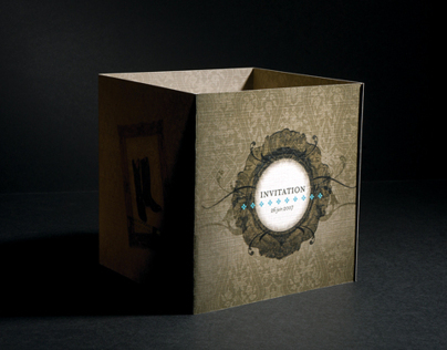 Invitation design - La Banque Populaire