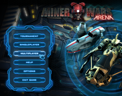 Miner Wars Arena - GUI and WEB