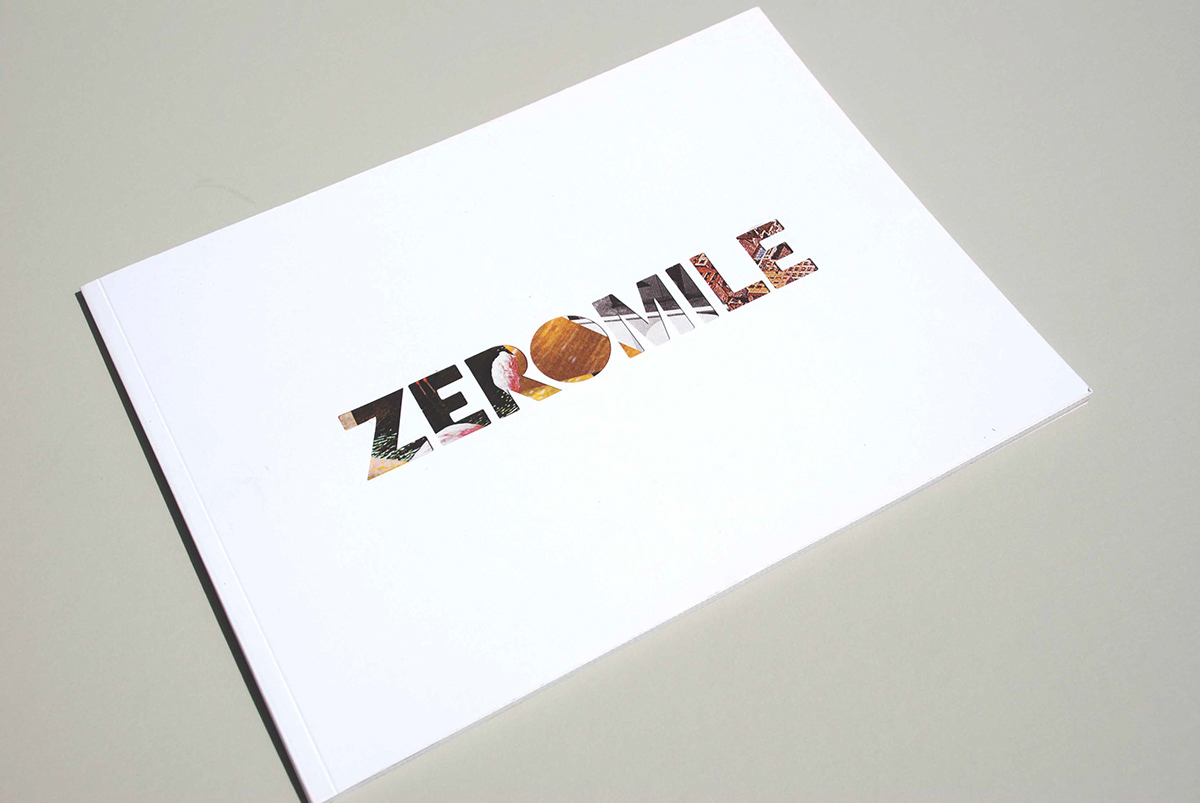 Zeromile: Magazine Publication Design