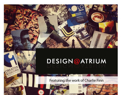 Design at Atrium Magazine
