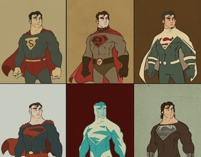 Superman: Man of Fashion