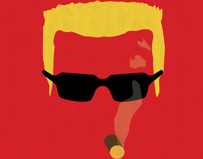 Duke Nukem: Portrait of the King.