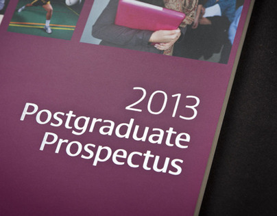 The University of York Postgraduate Prospectus