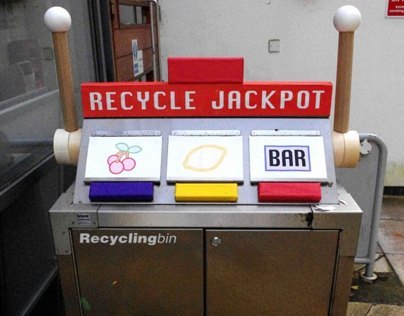 Visual Manifesto - Recycle Jackpot