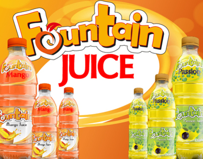 Fountain Juice Product brand