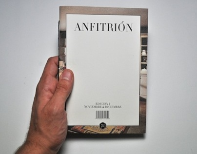 Anfitrion magazine