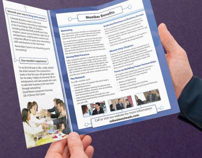 brochures, flyers, handouts