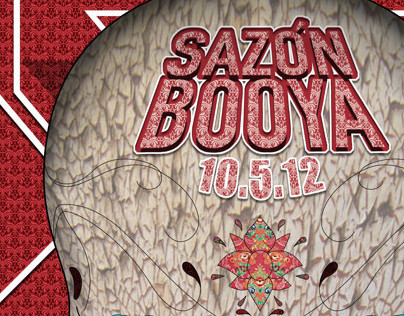 Drop It Hard Presents: Sazon Booya