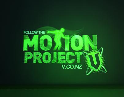 V-Motion Countdown