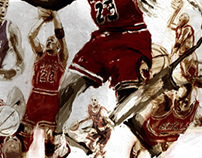 The Legend - Michael Jordan