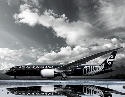Air New Zealand Rebrand