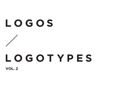 Logos & Logotypes Vol.2