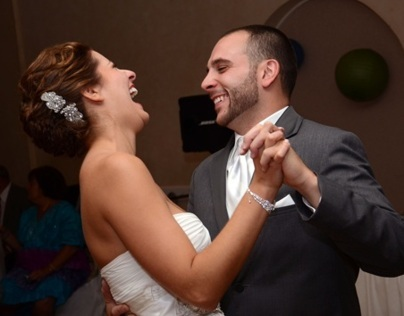 The Wedding of Mr. and Mrs. John Baccaire