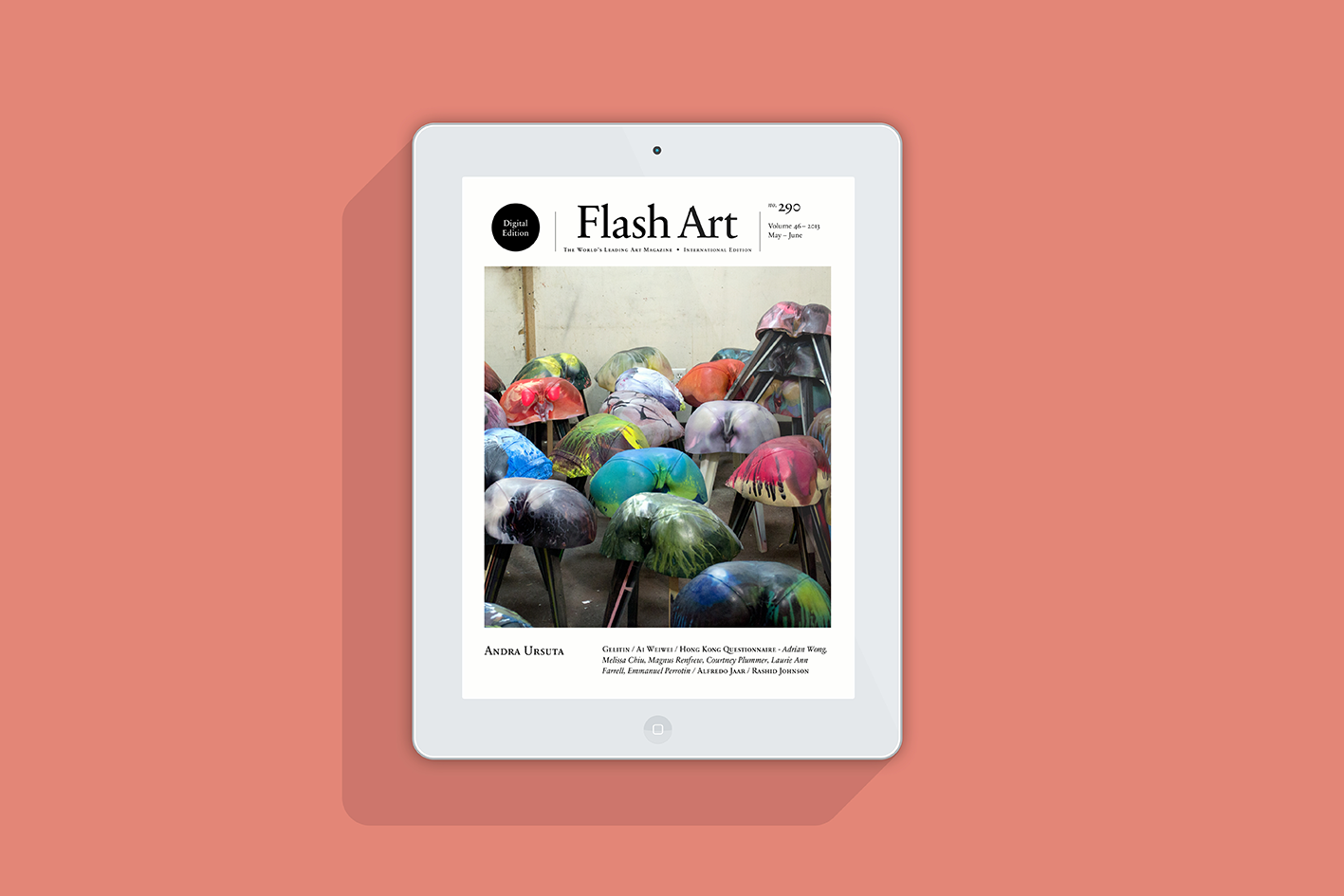 Flash Art International - Digital edition