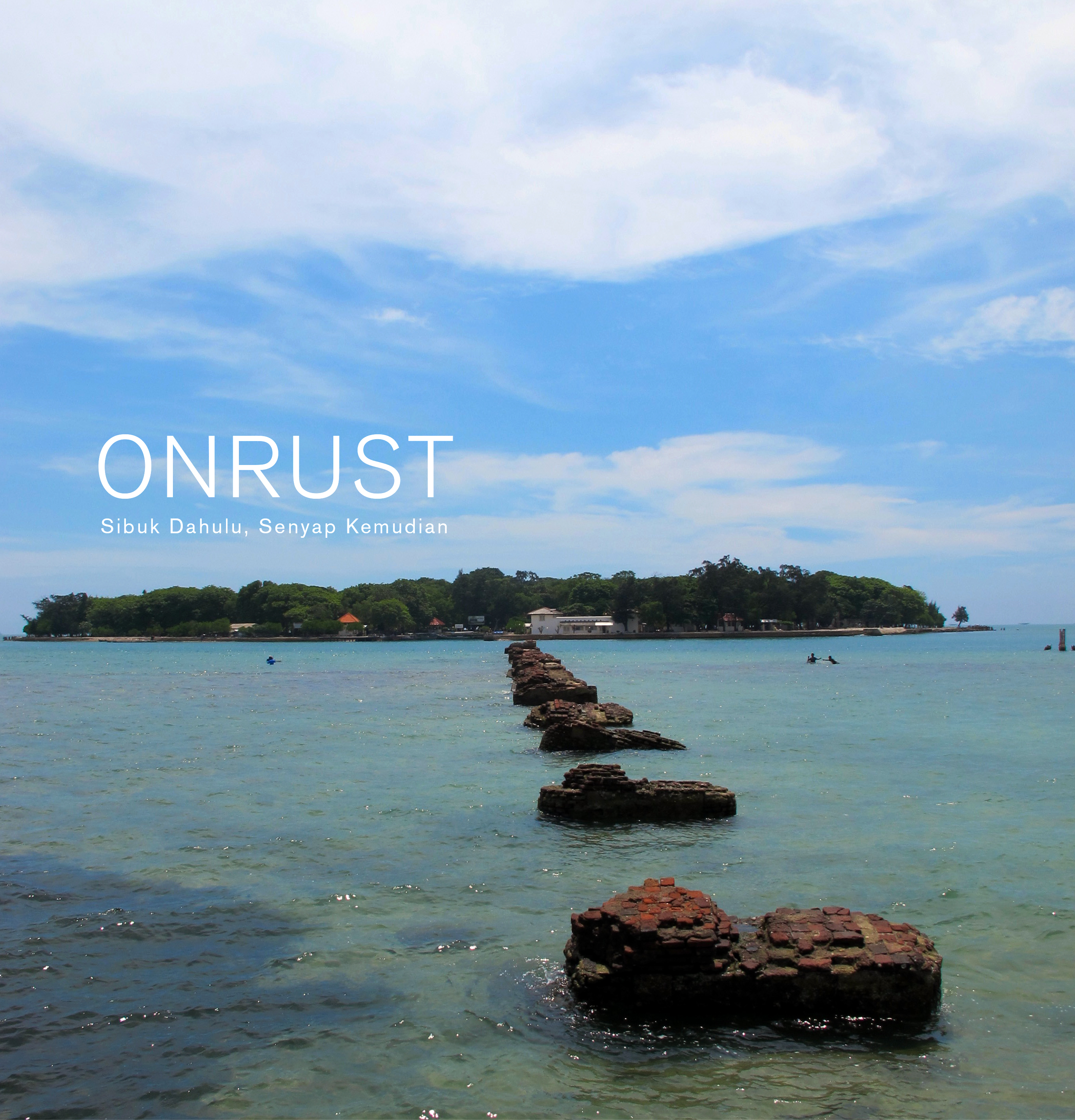 Photo Essay Book: ONRUST