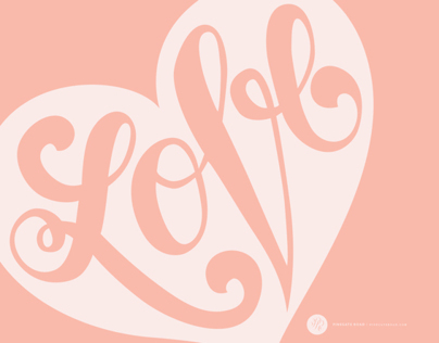 Hand Lettered Desktop Wallpapers