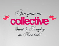 Collective Naughty or Nice Twitter app