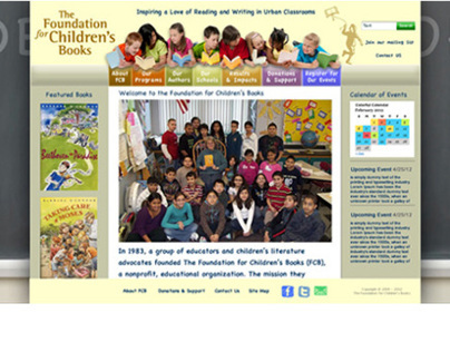 The Foundation for Childrens Books