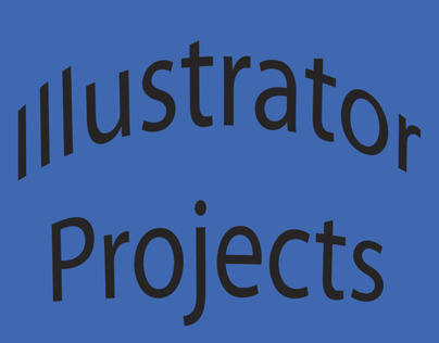Illustrator Projects