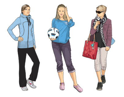 Footwear Insight: Which Mom Are You?