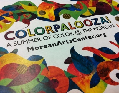Colorpalooza - Summer of Color Campaign