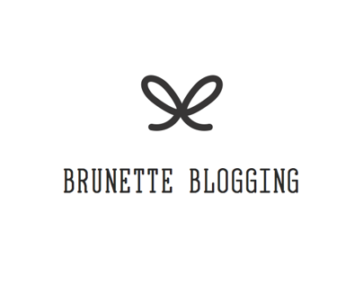 Brunette Blogging