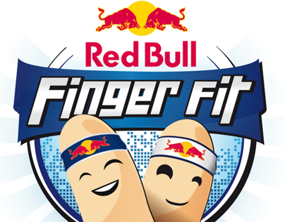 RED BULL FINGER FIT mobile App