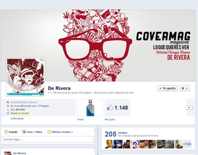 FAN PAGE DE RIVERA
