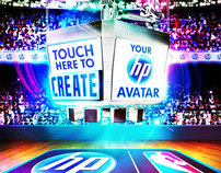 HP AVATAR   |   2010 NBA All Star Game