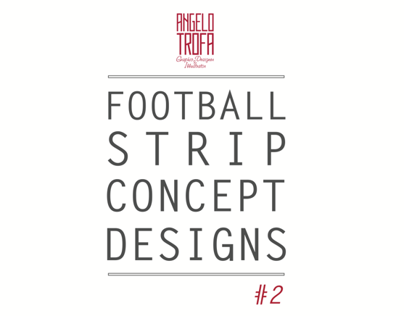 Football Kit Concepts #2