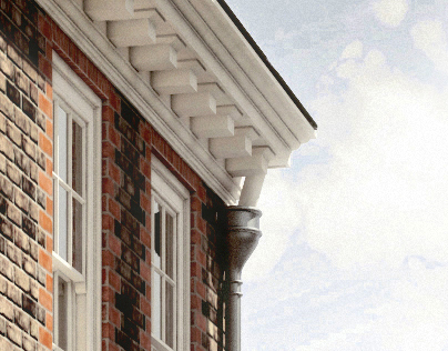 GEFFRYE MUSEUM | 3D VISUALIZATION