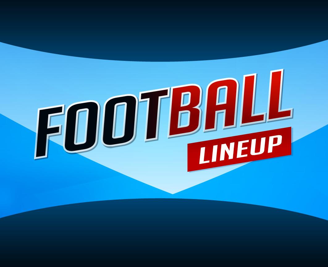 Football LineUp App