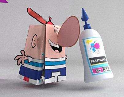 Peppertoons Cartoon Network