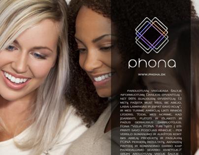 Phona logotype