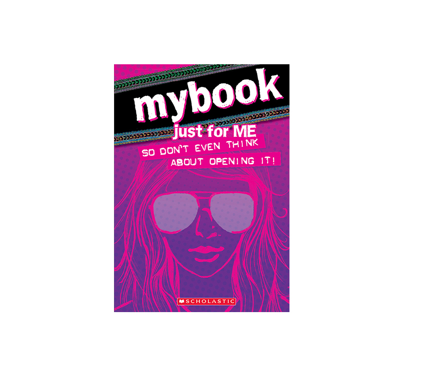 Mybook - 128 page Tween quiz book