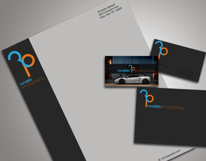 Ronaldo Photography Identity Package