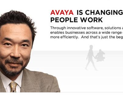 Avaya Stories Campaign